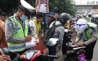 Harap Tertib ! Karena Hari Ini, Polri Gelar Operasi Simpatik 2017 Serentak di Seluruh Indonesia - Commando