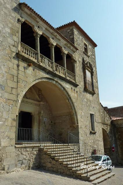 Palacio de Juan Pizarro de Orellana de Trujillo