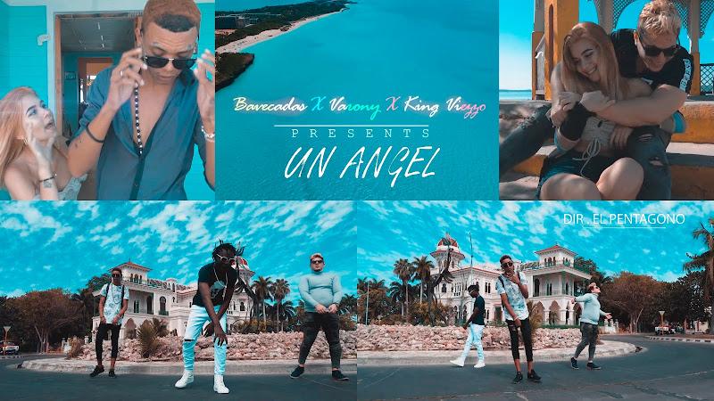 Bavecadas & Varony & King Viezzo - ¨Un Ángel¨ - Videoclip - Director: El Pentágono. Portal Del Vídeo Clip Cubano
