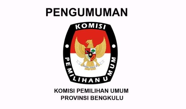 Pengumuman Syarat Calon Perseorangan Pilkada Bengkulu
