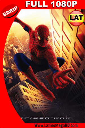 Spider-Man (2002) Latino Full HD BDRIP 1080P ()