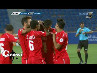 مشاهدة مباراة الجزيرة والأهلي بث مباشر اليوم الخميس 7/2/2019 دوري المناصير الاردني