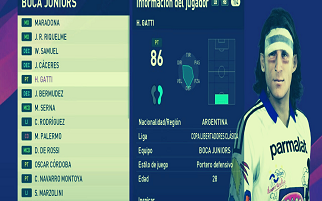 Copa Libertadores Clásica   PES2020   PC   PS4   Option File