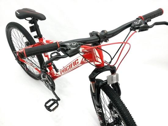 harga sepeda gunung pacific invert LX