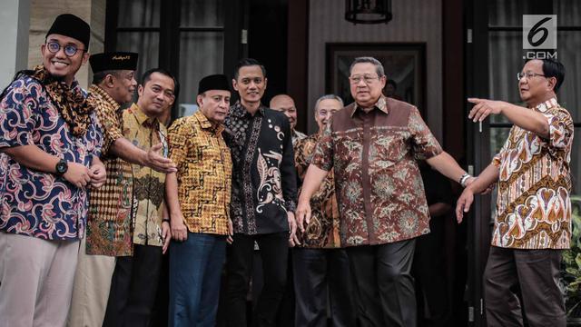 Prabowo Ditolong SBY
