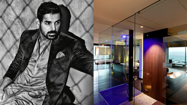 Bollywood Actor John Abraham House Photos Mere Pix