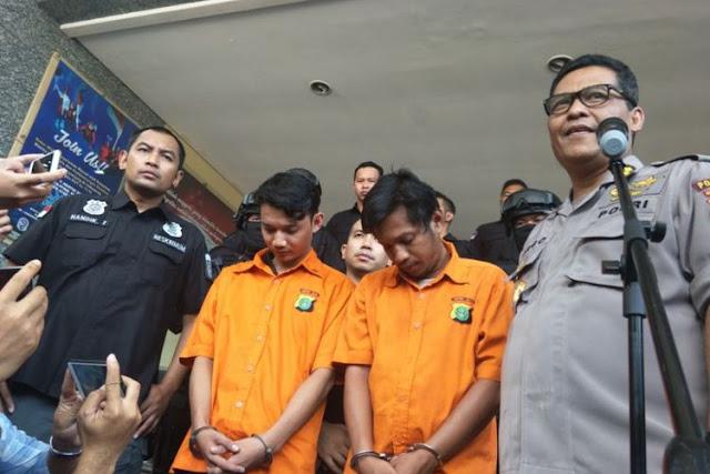 Suami Istri Pengeroyok Anggota TNI di Ciracas Ditangkap