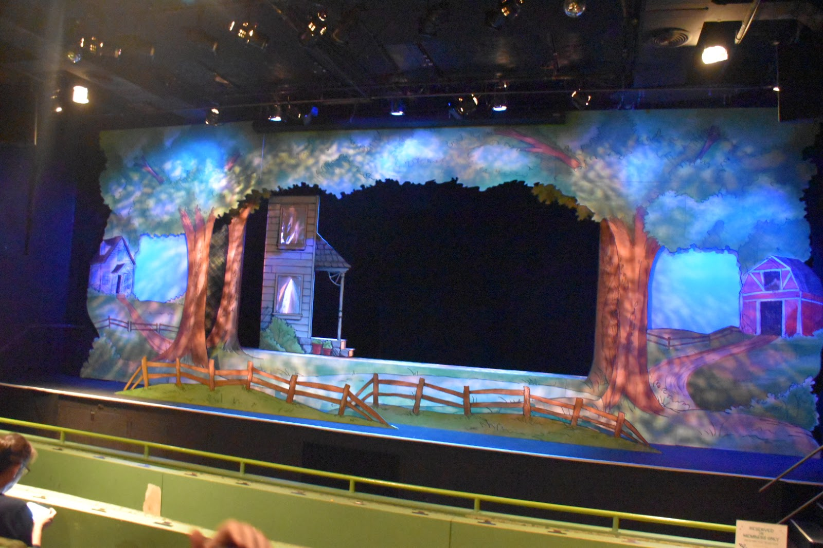 Charlotte's Web Performance at Center for Puppetry Arts Recap  via  www.productreviewmom.com
