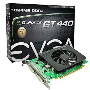 Nvidia GeForce GT 440ドライバーダウンロード