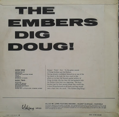 The Embers  - The Embers Dig Doug! (1964)