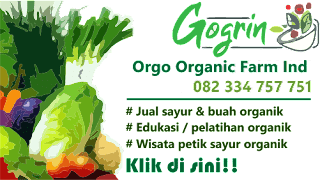Beli sayur organik