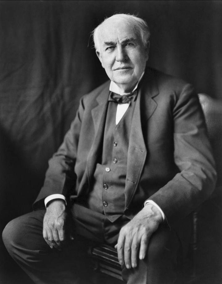 Biografi Thomas Alfa edison