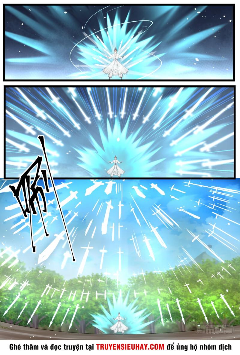 Võ Luyện Đỉnh Phong Chapter 198 video - truyenmh.com