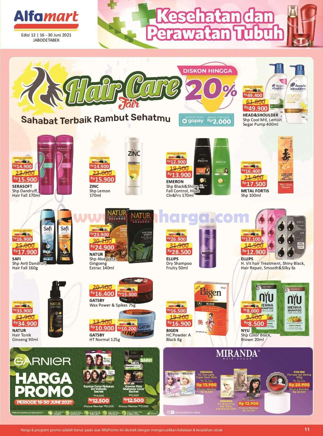 Katalog Promo Alfamart 16 - 30 Juni 2021 11