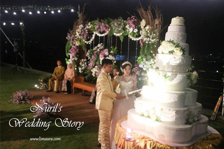 Nuril's Wedding Story