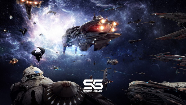 Second Galaxy: A new era of intergalactic warfare is about to begin!
