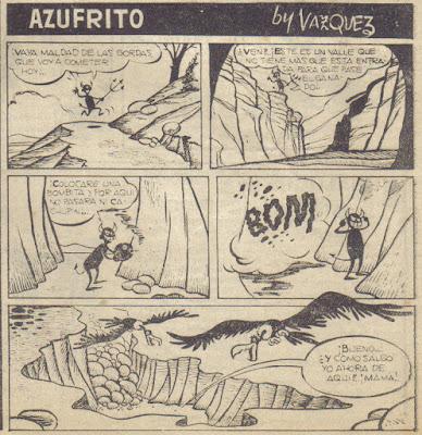 El DDT  contra las penas nº 53 (22 de Mayo de 1952)