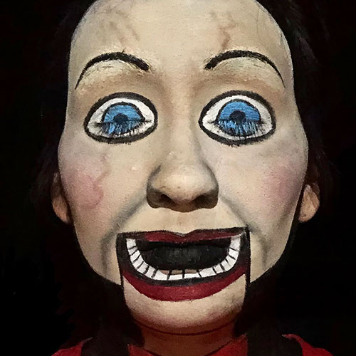 disfraz de marioneta para halloween