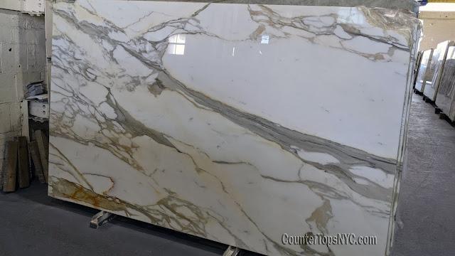 2cm Calacatta Gold Borghini Extra Marble NYC