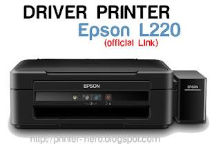 Driver Pelengkap Printer Epson L220 Free from Epson