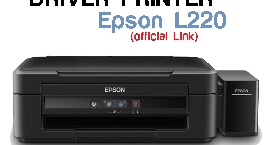 download epson l220 driver for win7 32 bit