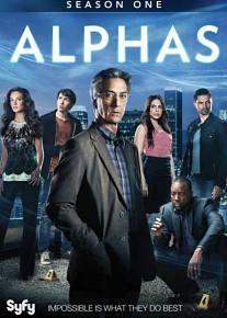 Alphas Temporada 1