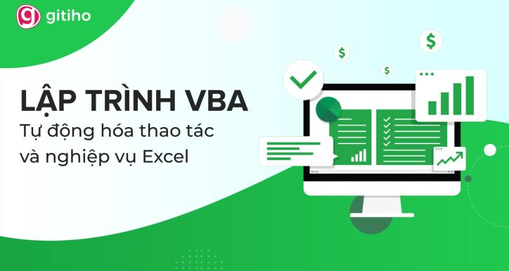 Share khóa học VBAG01 - Tuyệt đỉnh VBA - Viết code trong tầm tay