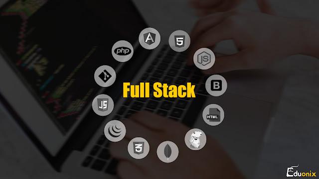 Perbedaan Front-end, Back-end dan Full Stack developer