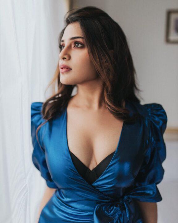 Aathmika Latest photoshoot stills