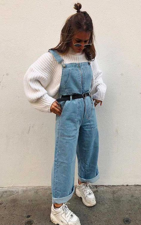 Indie Girl Aesthetic Outfits 2020