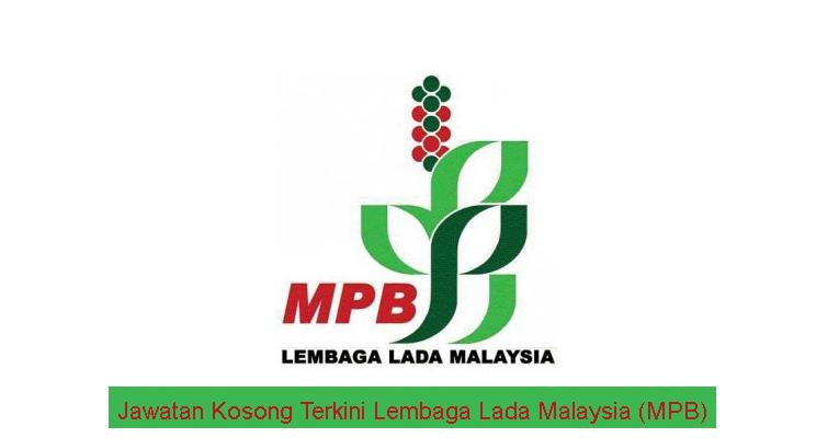 Kekosongan Terkini di Lembaga Lada Malaysia