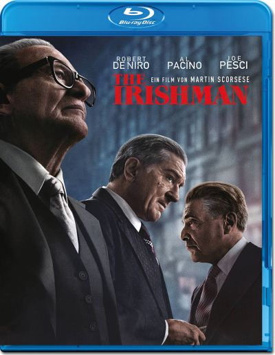 The Irishman (2019) [720p] [BluRay] [YTS.MX]