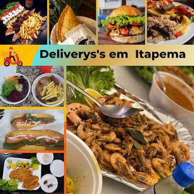 Opções de delivery's em tempos de quarentena em Itapema