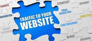 Các bước đếm số lượt truy cập website