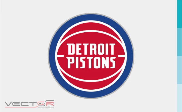 Detroit Pistons Logo - Download Vector File SVG (Scalable Vector Graphics)