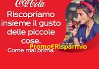 """Coca Cola """"Ripartiamo insieme, vinci e regala"""": in palio 56 buoni da 200 euro da regalare a chi vuoi"""