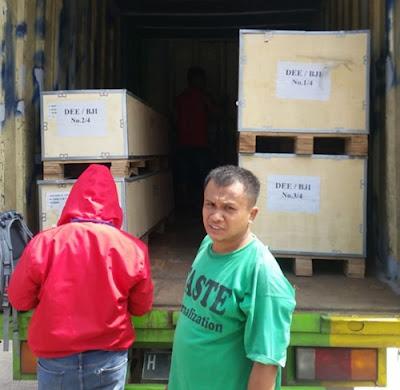 Angkutan Truk cdd box Jakarta Semarang