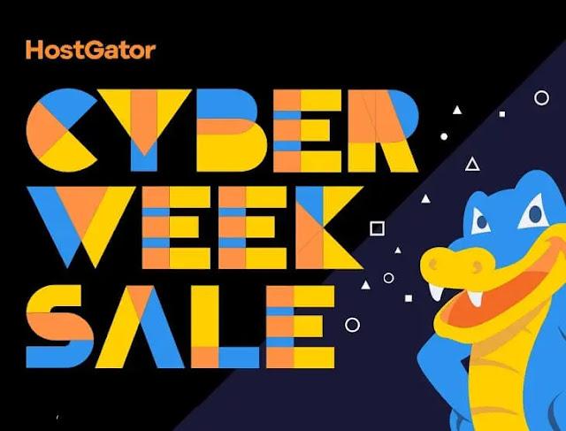 Hostgator Cyber Week Sale