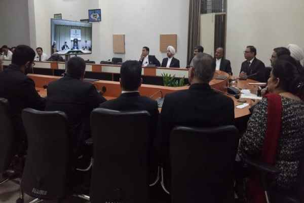 faridabad-district-and-session-judge-deepak-gupta-started-virtual-court