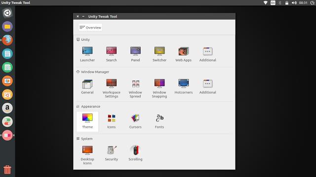 merubah tampilan ubuntu 14.04 menjadi mac kumpulan tema ubuntu