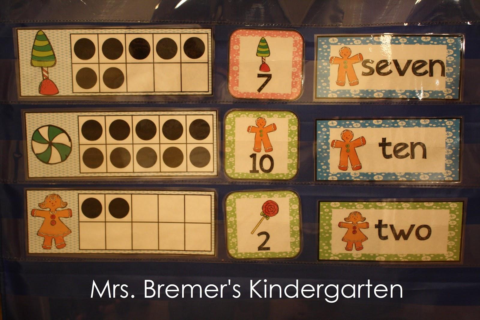 Mrs Bremer S Class Gingerbread Man Mania Math Edition