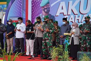 Tagline ASR Kodam XIV/Hasanuddin Resmi di Launching