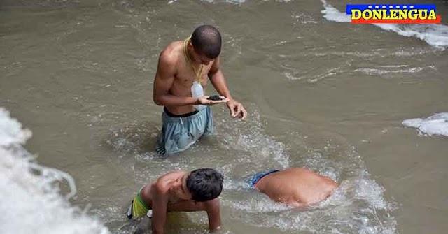 16 detenidos por buscar Oro en un río de Carabobo