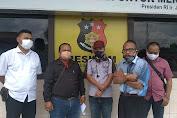Perseteruan Saudara Gultom dengan Saudara Latip Ibrahim Wartawan Bordertv Berakhir Damai