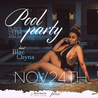 Blac Chyna coming to Nigeria