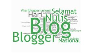 kali pertama memperingati hari blogger nasional