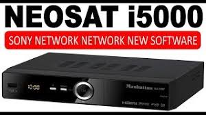 NEOSAT I.5000 NEW AUTO ROLL POWERVU SOFTWARE 2019 1506T BY USB