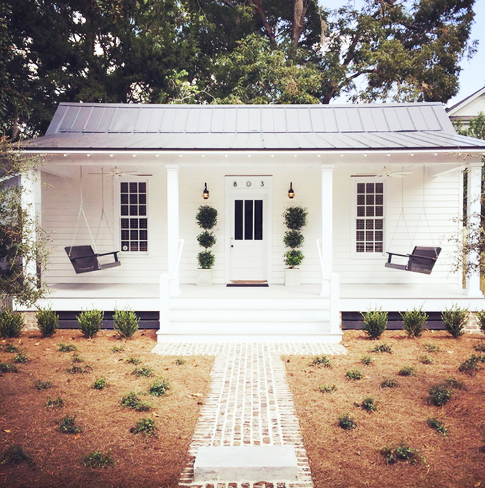 Hotel Style Restored Historic 1889 Cottage In Sc Poppytalk