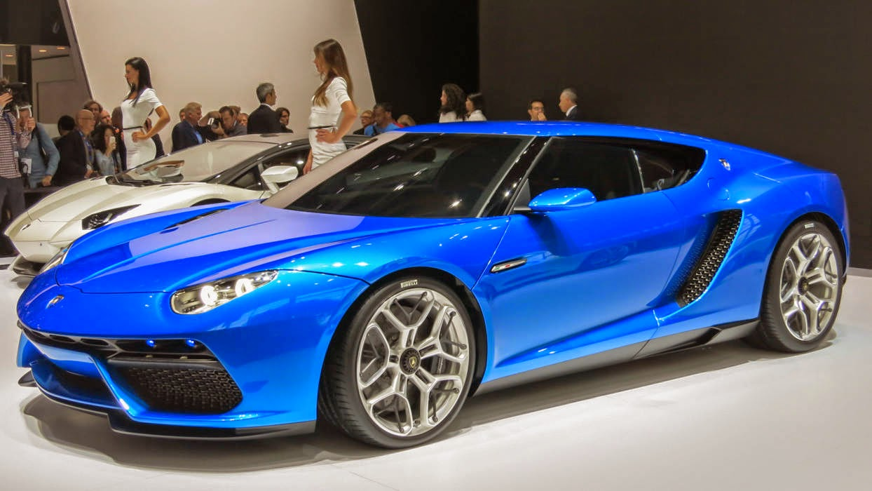 Title Lamborghini Asterion Concept Car Life In Kuwait