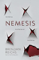 Nemesis by Brendan Reichs book cover and review